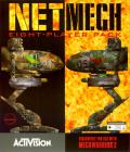 NetMech DOS Front Cover