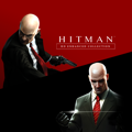 Hitman: HD Enhanced Collection PlayStation 4 Front Cover
