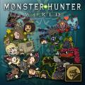 Monster Hunter: World - Additional Sticker Set Bundle 3 PlayStation 4 Front Cover