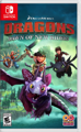 DreamWorks Dragons: Dawn of New Riders Nintendo Switch Front Cover 1st version