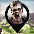 The Walking Dead: Our World iPad Front Cover