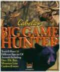 Cabela's Big Game Hunter Windows Front Cover
