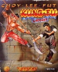 Choy-Lee-Fut Kung-Fu Warrior ZX Spectrum Front Cover