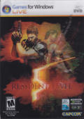 Resident Evil 5 Windows Front Cover