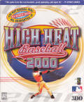 High Heat Baseball 2000 Windows Front Cover