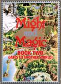 Might and Magic II: Gates to Another World PC-98 Front Cover