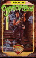 Spooked ZX Spectrum Front Cover