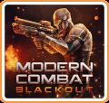 Modern Combat 5: Blackout Nintendo Switch Front Cover