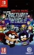 South Park: The Fractured But Whole Nintendo Switch Front Cover