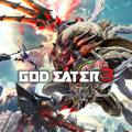 God Eater 3 PlayStation 4 Front Cover