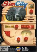 SimCity PC-98 Front Cover