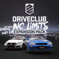 Driveclub: No Limits Expansion Pack PlayStation 4 Front Cover