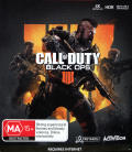 Call of Duty: Black Ops IIII Xbox One Front Cover