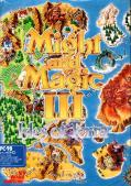 Might and Magic III: Isles of Terra PC-98 Front Cover