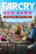 Far Cry: New Dawn - Deluxe Edition Xbox One Front Cover