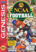 NCAA Football Genesis Front Cover