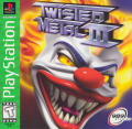 Twisted Metal III PlayStation Front Cover