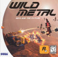 Wild Metal Country Dreamcast Front Cover