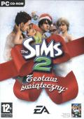 The Sims 2: Holiday Party Pack Windows Front Cover