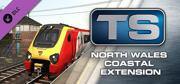 Train Simulator: North Wales Coastal Extension Windows Front Cover