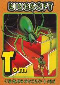 Tom Commodore 16, Plus/4 Front Cover