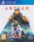 Anthem PlayStation 4 Front Cover
