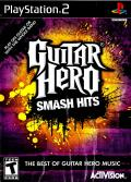 Guitar Hero Smash Hits PlayStation 2 Front Cover
