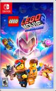 The LEGO Movie 2 Videogame Nintendo Switch Front Cover