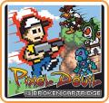 Pixel Devil and the Broken Cartridge Nintendo Switch Front Cover