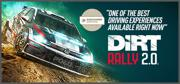 DiRT Rally 2.0 Windows Front Cover