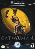 Catwoman GameCube Front Cover