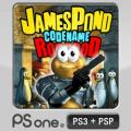 James Pond 2: Codename: RoboCod PlayStation 3 Front Cover