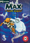 Max and the Haunted Castle Windows 3.x Front Cover
