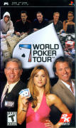 World Poker Tour PSP Front Cover
