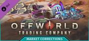 Offworld Trading Company: Market Corrections Macintosh Front Cover
