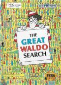 The Great Waldo Search Genesis Front Cover