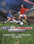 Euro League Football Windows Front Cover