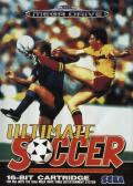 Ultimate Soccer Genesis Front Cover