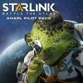 Starlink: Battle for Atlas - Kharl Pilot Pack PlayStation 4 Front Cover