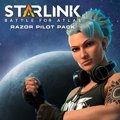 Starlink: Battle for Atlas - Razor Pilot Pack PlayStation 4 Front Cover