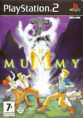 The Mummy PlayStation 2 Front Cover