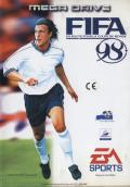 FIFA: Road to World Cup 98 Genesis Front Cover