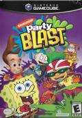 Nickelodeon Party Blast GameCube Front Cover