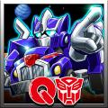 Q-Transformers: Kaettekita Convoy no Nazo Android Front Cover