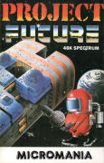 Project Future ZX Spectrum Front Cover