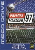 Premier Manager 97  Genesis Front Cover