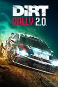 DiRT Rally 2.0 Xbox One Front Cover