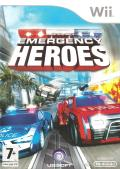 Emergency Heroes Wii Front Cover