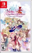 Nelke & the Legendary Alchemists: Ateliers of the New World Nintendo Switch Front Cover