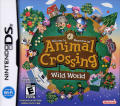 Animal Crossing: Wild World Nintendo DS Front Cover